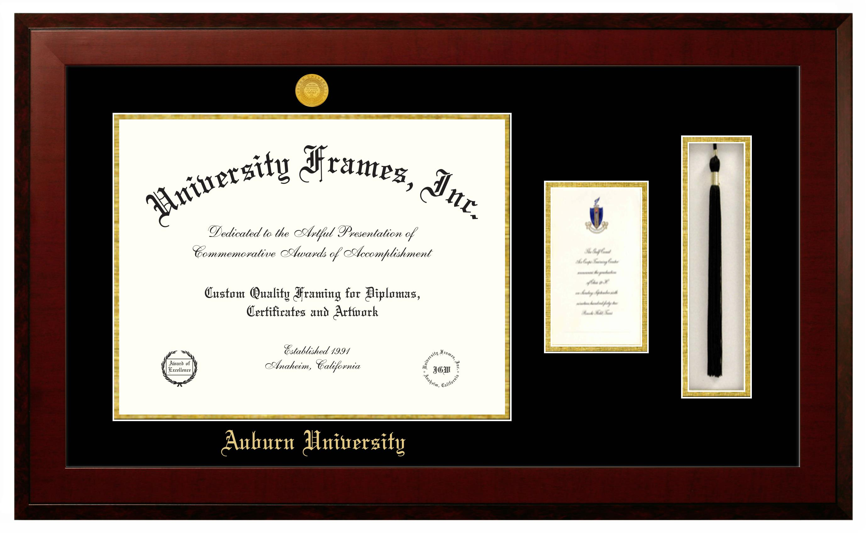 Auburn University | Custom Diploma Frames | University Frames